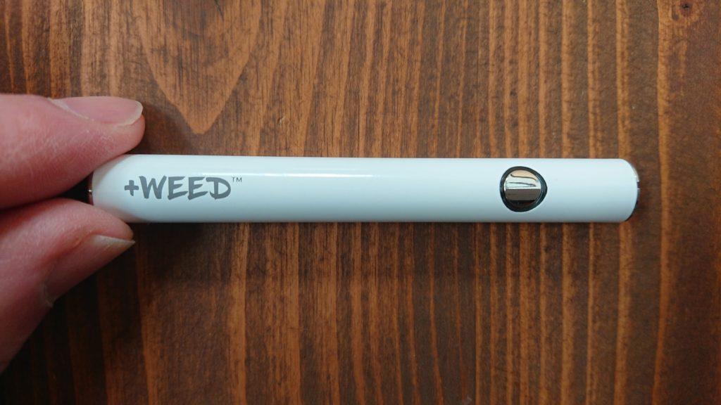 プラスウィード【+WEED】 バッテリー