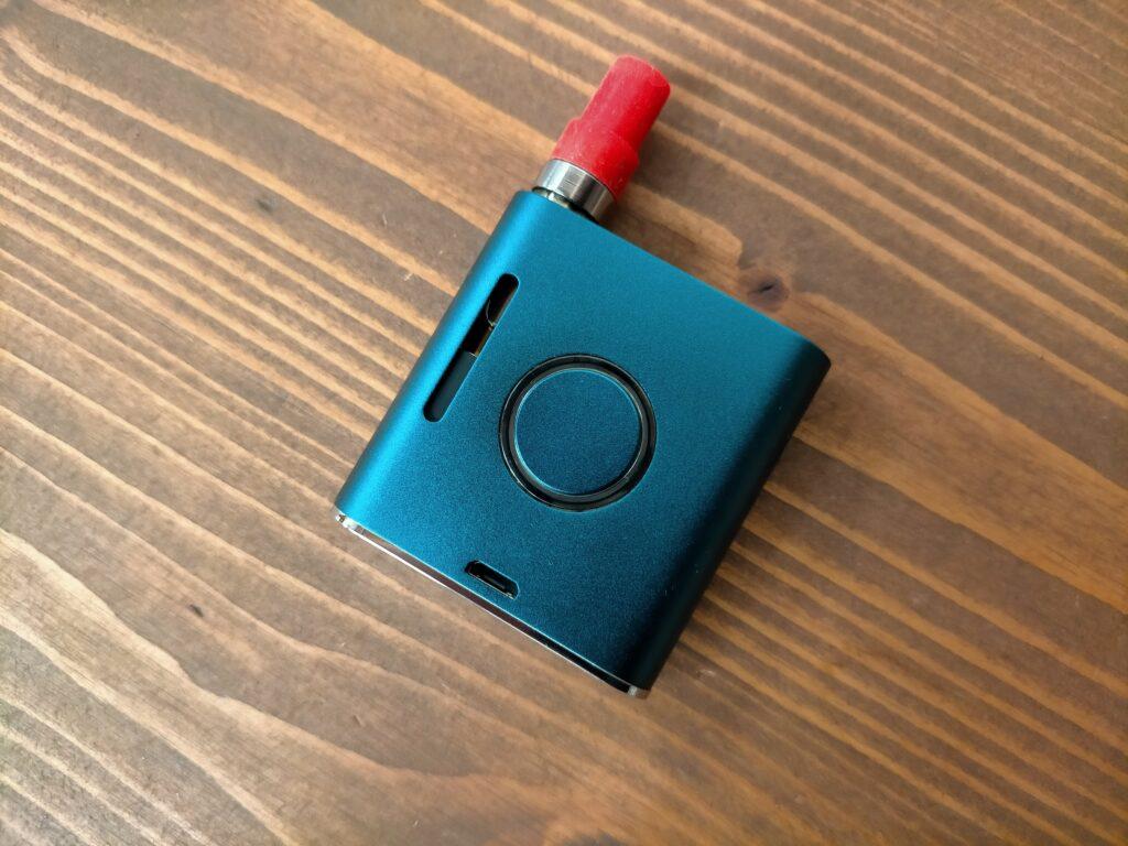 チラクシー510規格バッテリーVMOD