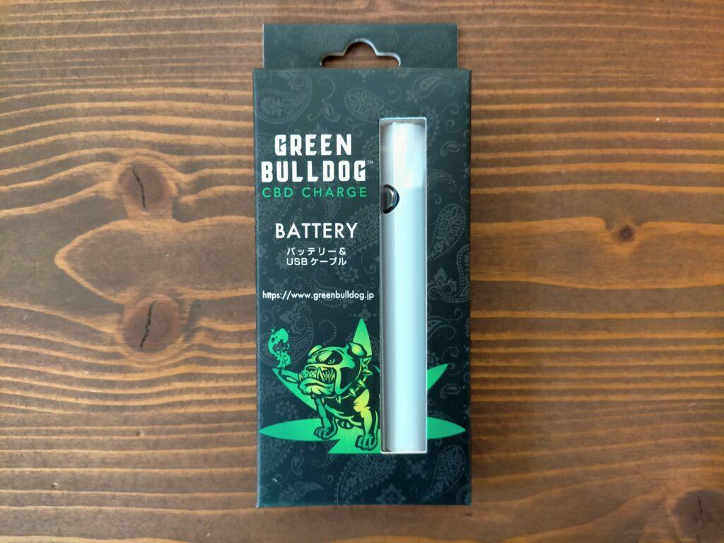 グリーンブルドッグ バッテリーセット