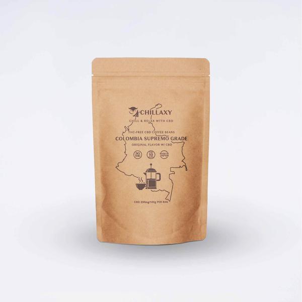 CHILLAXY CBDコーヒー コロンビア・スプレモ