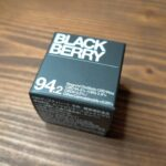 VapeMania NAGOMI CBDワックス BLACK BERRY